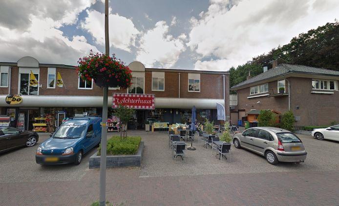 't Koffiehuus, gevestigd in 't Achterhuus, kampte vandaag met een bevroren waterleiding.