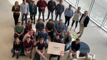 Twintig medewerkers van APK Group via Confederatie Bouw klaargestoomd voor toekomst