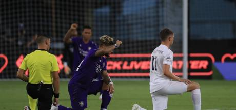 MLS hervat met massaal racismeprotest spelers en officials