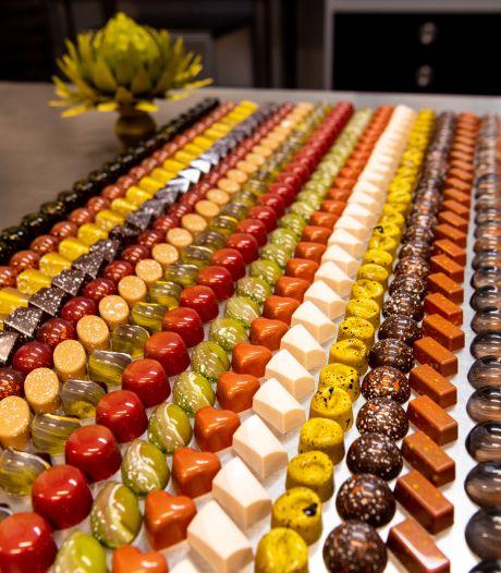 Tom (37) uit Nijkerk maakt overheerlijke bonbons: 'Die worden zelfs in Tokio gegeten, hoe gaaf is dat?'