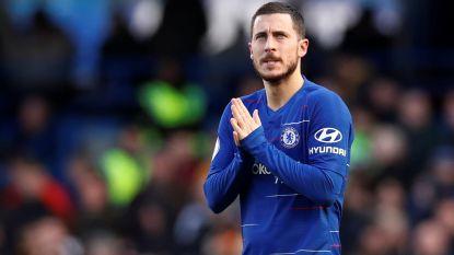 Chelseas enige doel: laatste euro uit Eden Hazard persen