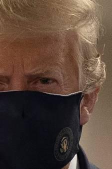 Trump masqué pour la première fois, nouveau record de contaminations aux États-Unis