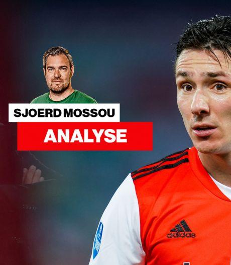 Sjoerd Mossou denkt dat de nieuwe trainer van Feyenoord, Arne Slot, een kleine revolutie wacht