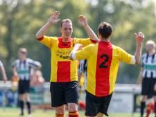 Vitesse'63 probeert er zonder duels het beste van te maken