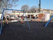 Vernieuwde speeltuin Helmond-West  heropent, paviljoen nog niet