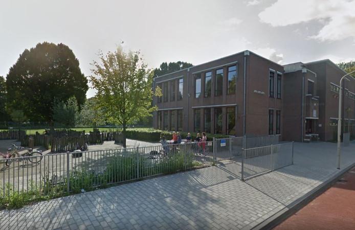 De basisschool aan de Herman de Ruijterstraat in Gorinchem.