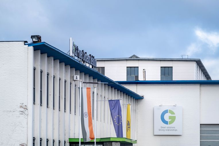 CG Power Systems Belgium is failliet