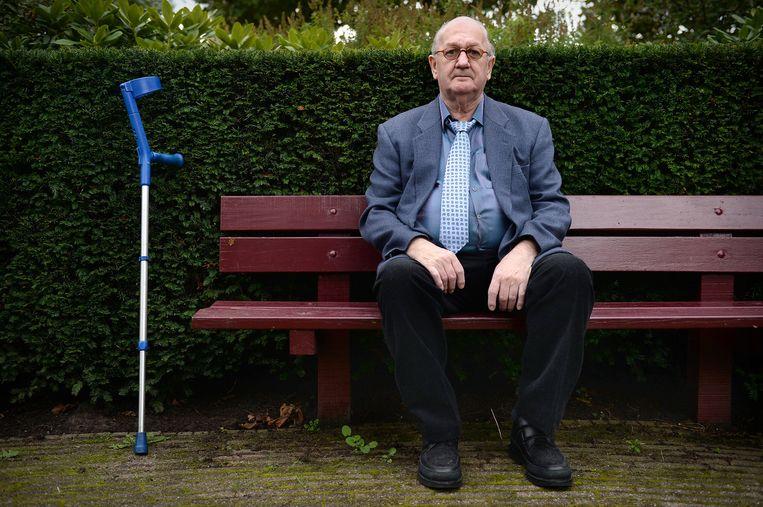 Dick van Leeuwerden. Beeld Marcel van den Bergh / de Volkskrant
