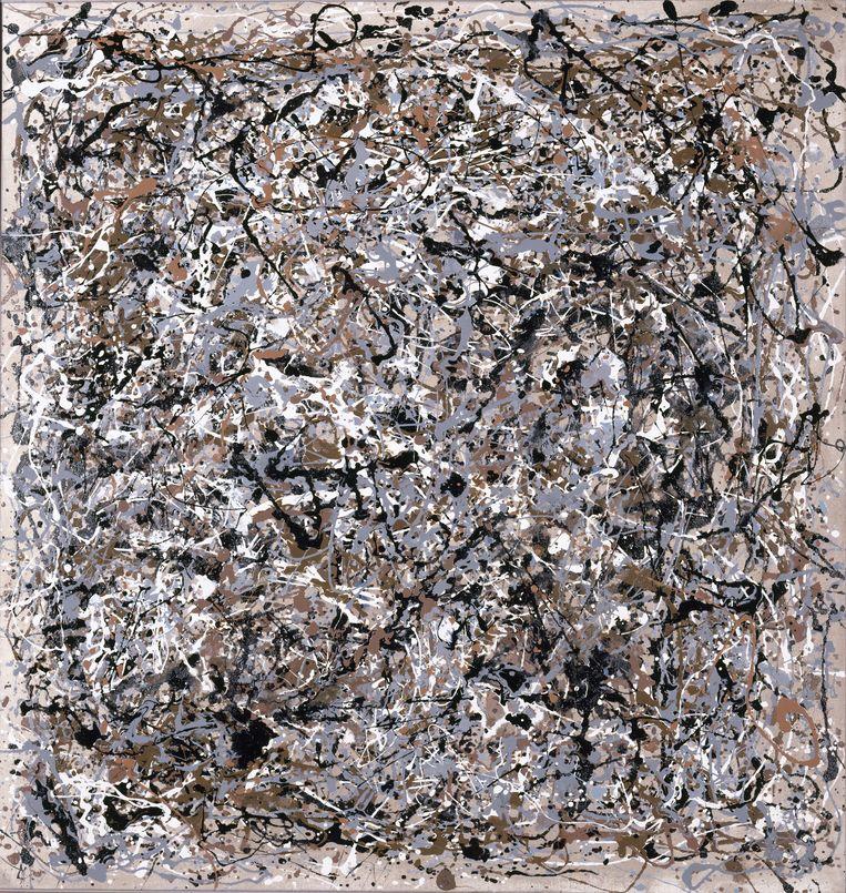 Portrait of V.I. Lenin in the Style of Jackson Pollock VII, 1980  Beeld Album / Oronoz