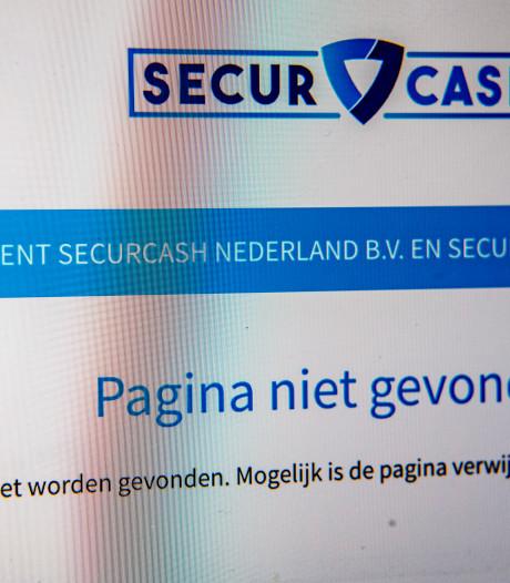 Doek definitief gevallen voor SecurCash