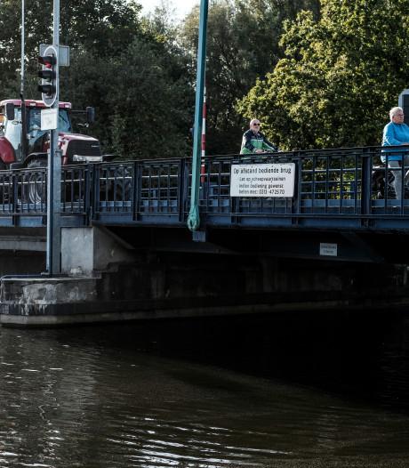 Beveiliging bruggen in Oude IJssel moet snel beter