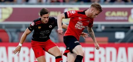 Zure nederlaag voor Helmond Sport op Woudestein