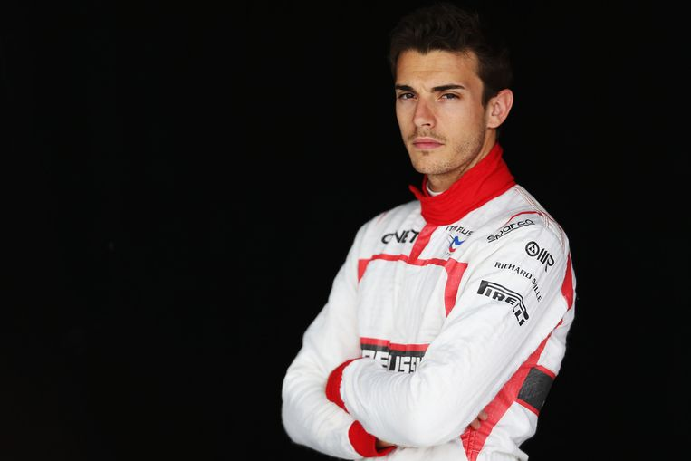Jules Bianchi Beeld Getty Images