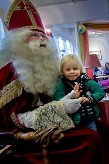 Sinterklaas logeert in dorpshaven Oud-Beijerland