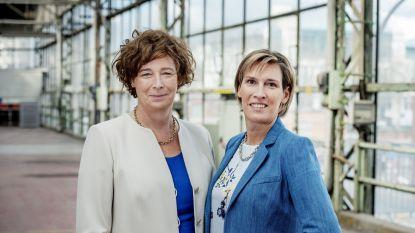 Claire Vanhoutte komt net als haar echtgenote Petra De Sutter op voor Groen bij de verkiezingen in mei