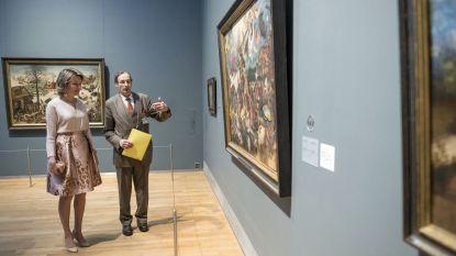 680 000 bezoekers voor Koninklijke Musea voor Schone Kunsten