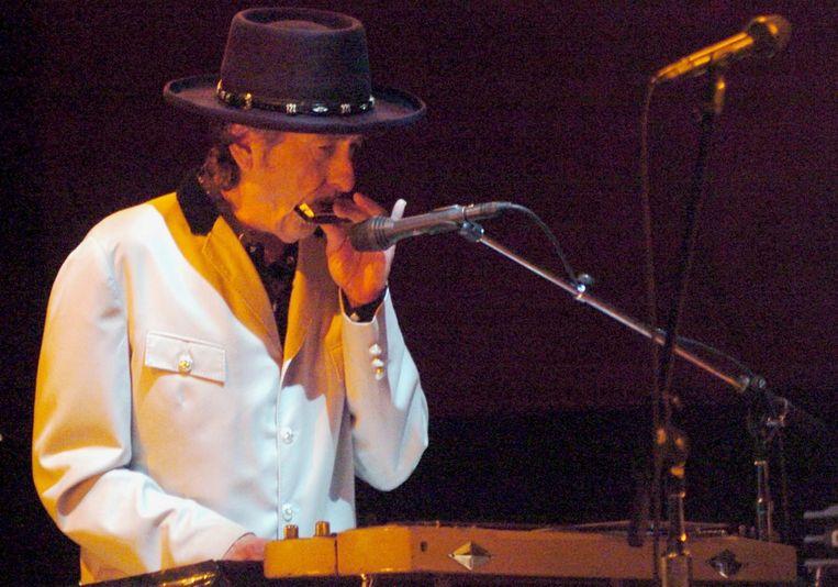 Bob Dylan in 2006. Beeld epa