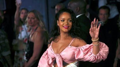 Rihanna brengt lingerielijn uit