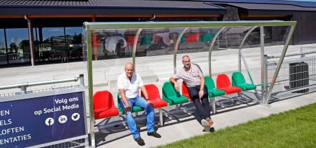 Voetbalclub GHVV'13 in Geervliet heeft het duurzaamste sportcomplex van het land
