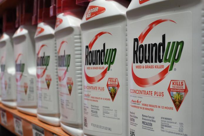 Het onkruidbestrijdingsmiddel glyfosaat is beter bekend onder de commerciële naam Roundup.