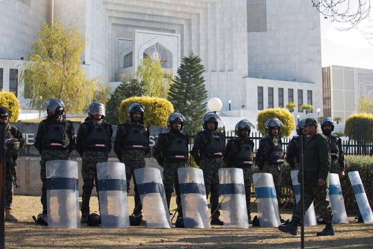 Asia Bibi definitief vrij na uitspraak Pakistaans hooggerechtshof