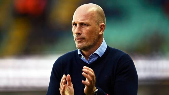 """Clement zag na interesse uit Engeland geen andere Vanaken op training: """"Hans zal goed zijn tegen Anderlecht"""""""