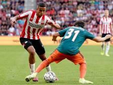 PSV fluit Ajax net op tijd terug