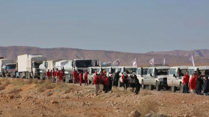 VN luidt noodbel over dramatische toestand in Syrisch kamp met 40.000 vluchtelingen