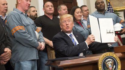 "Europa vraagt Trump: ""Hou ons buiten staaloorlog"""