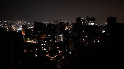 Opnieuw stroompanne in groot deel van Venezuela