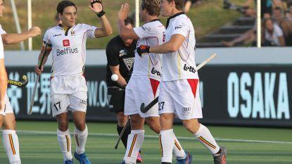 Red Lions geven opnieuw voorsprong weg maar kloppen Nieuw-Zeeland na shoot-outs, ook Panthers aan de winst