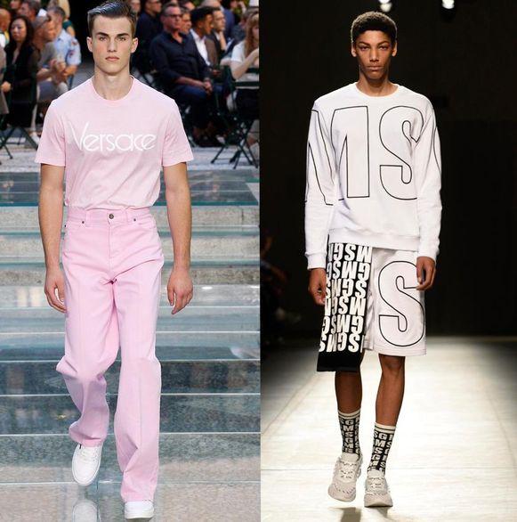 Versace & MSGM