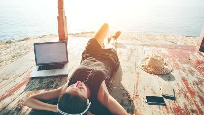 Werken vanuit je hangmat? 5 tips hoe je een digitale nomade wordt