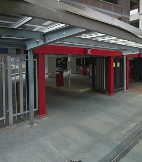 Parkeergarage Mariënburg week dicht vanwege werkzaamheden aan wegdek en plafond