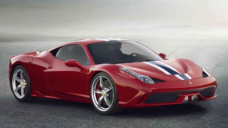 De Ferrari 458 Speciale Beeld EPA