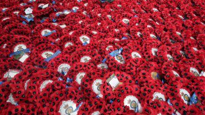 Meer dan 2.000 Britse pelgrims herdenken Great Pilgrimage in Ieper