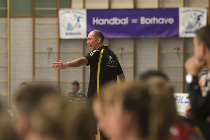 Rik Philips, trainer Borhave.
