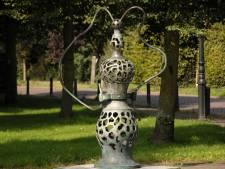 Bronzen beeld gestolen in Oudelande