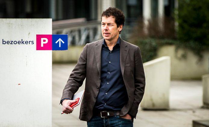 Dominique Weesie, directeur PowNed