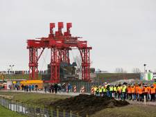 Derde kazemat Nieuwegein wordt maandag verplaatst