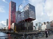 Taakstraf voor spuiten hakenkruis en nazistische leuzen op muren van gebouw The Red Apple