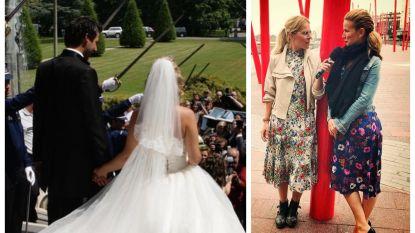 SHOWBITS: Kathleen Aerts herbeleeft haar huwelijk en Joke Van de Velde maakt politiek statement