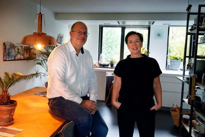 Johan en Marina Boonekamp willen een woonvoorziening voor hun zoon Thijs.