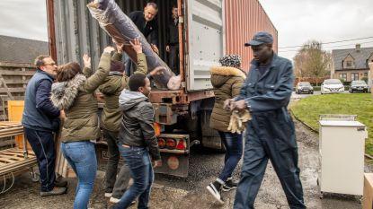 Vrijwilligersorganisatie Sora zamelt container met medisch en educatief materiaal voor Senegal in