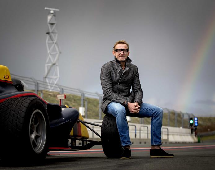 Prins Bernhard op het circuit van Zandvoort. Het racecircuit heeft van Formula One Management Limited, de eigenaar van Formule 1, een aanbod gekregen om in 2020 een race te organiseren.