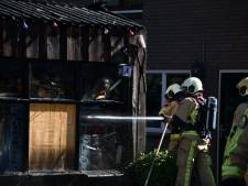 Brand in schuurtje bij zorgboerderij Daarle