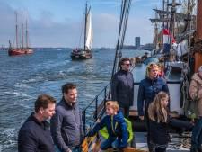 Zeilende 'Hollands Glorie' ten onder door coronacrisis: 'Er voltrekt zich hier een stille ramp'