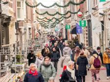 Bezoekers stromen toe, maar grootste kerstmarkt van Nederland gaat vandaag niet door