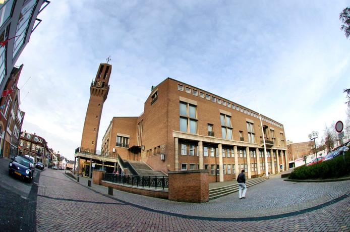 De verdachte was actief op het Burgemeester Jansenplein
