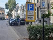 Sensoren in straat moeten in Deventer automobilist naar vrije parkeerplek leiden